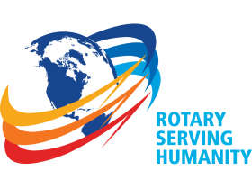 Rotary Serving Humanity Logo