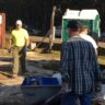 Beautiful Weather, Giving Hearts Brought Rotarians Out for Habitat Service