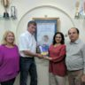 George Stocko Attended Rotary Club in Bangalore, India