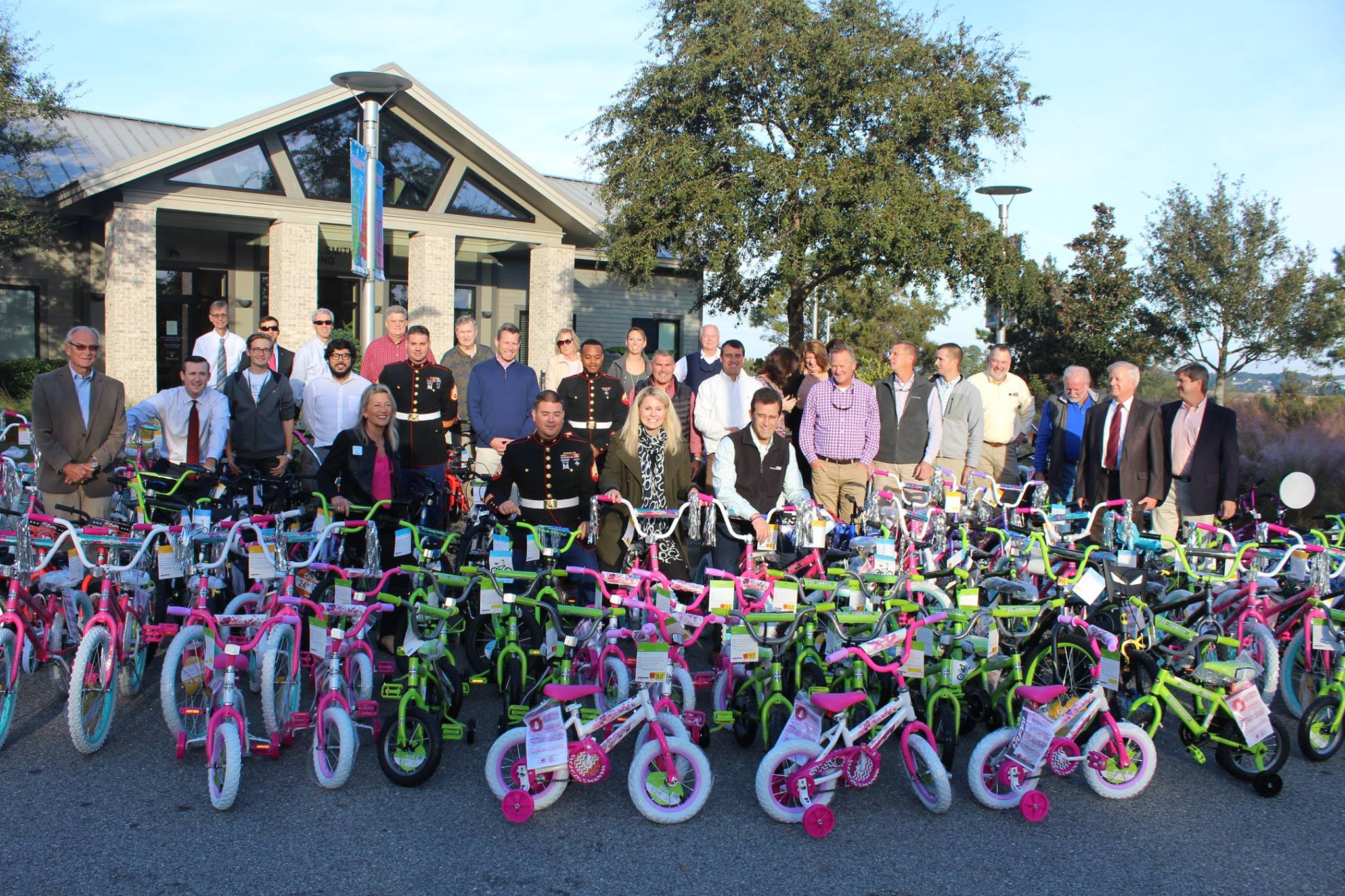 Bikes Toys For Tots Or Bust : East cooper breakfast rotary