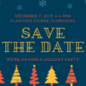 Christmas Party Saturday, December 7th!